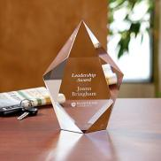 promotional prism diamond award
