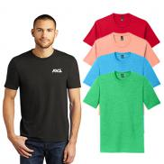 promotional district ® perfect tri ® tee (color)