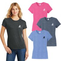 28900 - District ® Women's Perfect Tri ® Tee (Color)