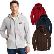 promotional sport-tek® super heavyweight full-zip hooded sweatshirt