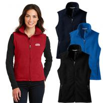 28966 - Port Authority® Ladies Value Fleece Vest