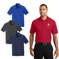 28957 - Port Authority® Pinpoint Mesh Polo