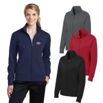 29007 - Sport-Tek® Ladies Sport-Wick® Fleece Full-Zip Jacket