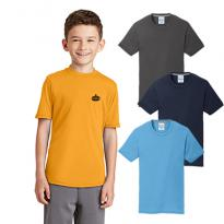 29057 - Port & Company® Youth Performance Blend Tee (Color)