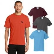 promotional port & company® performance blend tee (color)