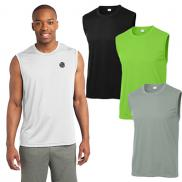 promotional sport-tek® sleeveless posicharge® competitor™ tee