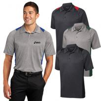 29095 - Sport-Tek® Heather Colorblock Contender™ Polo