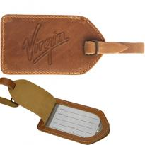 29143 - Barranca Canyon Leather Luggage Tag