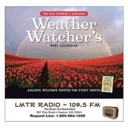 promotional the old farmers almanac weather watchers - stapled