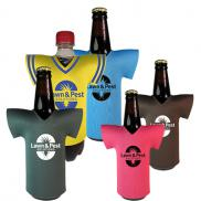 promotional jersey bottle coolie