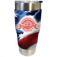 promotional neoprene sleeve for tumbler