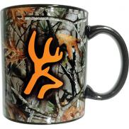 promotional 11 oz. ceramic mug - black