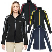 29537 - North End Ladies' Strike Colorblock Jacket