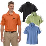 promotional extreme mens eperformance™ pique colorblock polo