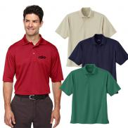 promotional extreme mens eperformance™ jacquard pique polo