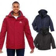 promotional north end adult 3-in-1 jacket