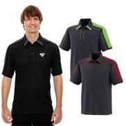 promotional north end mens sonic performance pique polo
