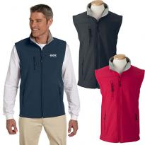 29646 - Devon & Jones Men's Soft Shell Vest