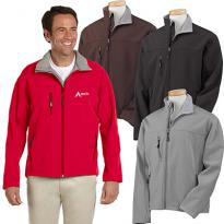 29644 - Devon & Jones Men's Soft Shell Jacket