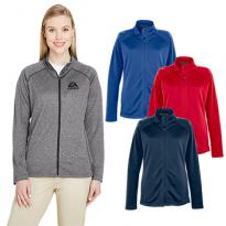 29652 - Devon & Jones Ladies' Stretch Tech-Shell® Jacket