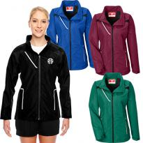 29723 - Team 365 Ladies' Dominator Waterproof Jacket