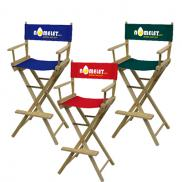 promotional bar height directors chair