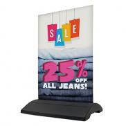 promotional low pro sign kit