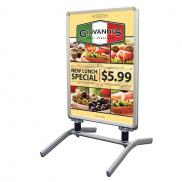 promotional outdoor flex sign kit