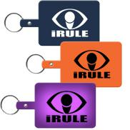 promotional key tags (large rectangle)