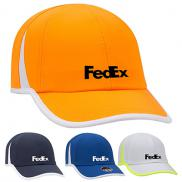 promotional upf 50+ cool comfort performance running cap