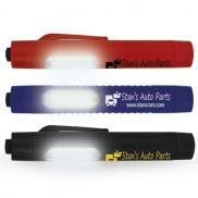 promotional plastic magnetic work light