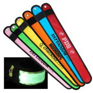 promotional led slap bracelet