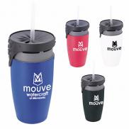 promotional 12 oz. neolid™ twizz double wall tumbler