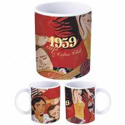 promotional 11 oz. dye sublimation mug