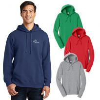 30400 - Port & Company® Fan Favorite™ Fleece Pullover Hooded Sweatshirt