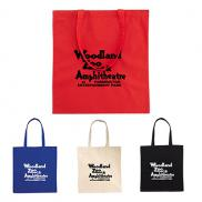 promotional 6 oz. cotton tote