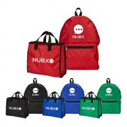 promotional convertible tote-it™ backpack