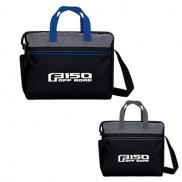 promotional stand alone briefcase