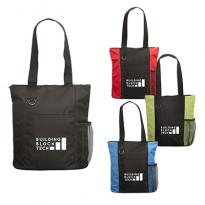 30758 - Essential Trade Show Tote with Zipper Closure