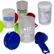promotional measuring cup set