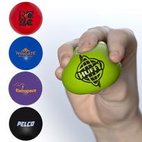 30908 - Mini Round Super Squish Stress Reliever