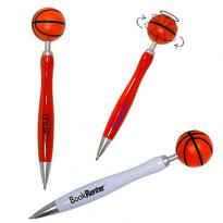 30932 - Basketball Spinner Ball Pen