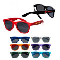 30960 - Rubberized Finish Fashion Sunglasses
