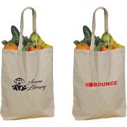 promotional 5.5 oz natural cotton tote