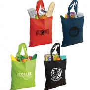 promotional econo 4.5 oz cotton tote