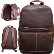 promotional kannah canyon leather backpack