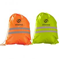31059 - Reflective Drawstring Backpack