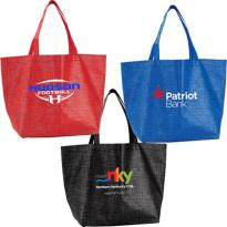 31063 - Full Color Non-Woven Grocery Tote