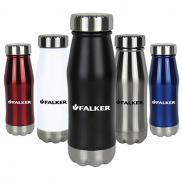 promotional 20 oz. wide mouth stainless steel vacuum bottle