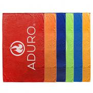 promotional riviera beach towel